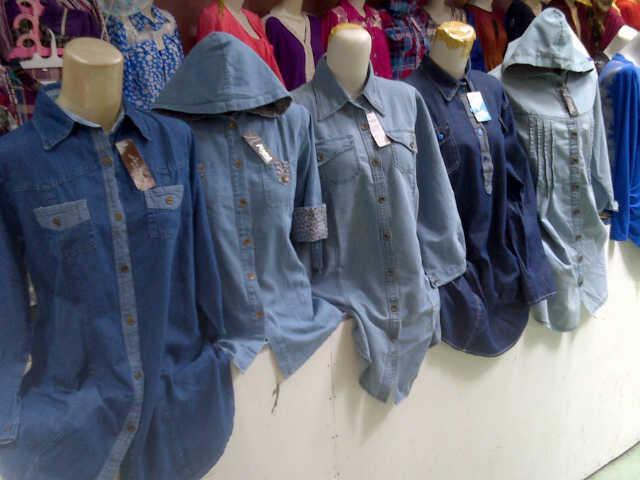 Grosir Pakaian Murah Pasar Baru Bandung