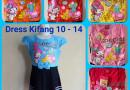 Grosir Dress Kifang 10 14 Termurah Bandung