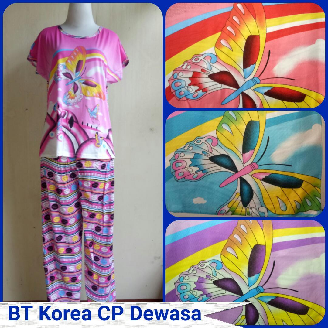 Grosiran Murah di Bandung Grosiran Baju Tidur Korea Dewasa CP Karakter Terbaru Murah 28Ribu
