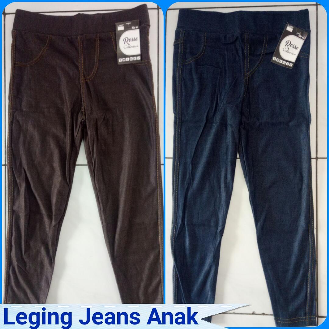 Grosiran Murah di Bandung Grosir Celana Legging Jeans Anak Termurah Tanah Abang 17Ribuan