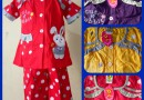 Pusat Grosir Setelan Piyama Vanessa Anak Size 10-14 Murah