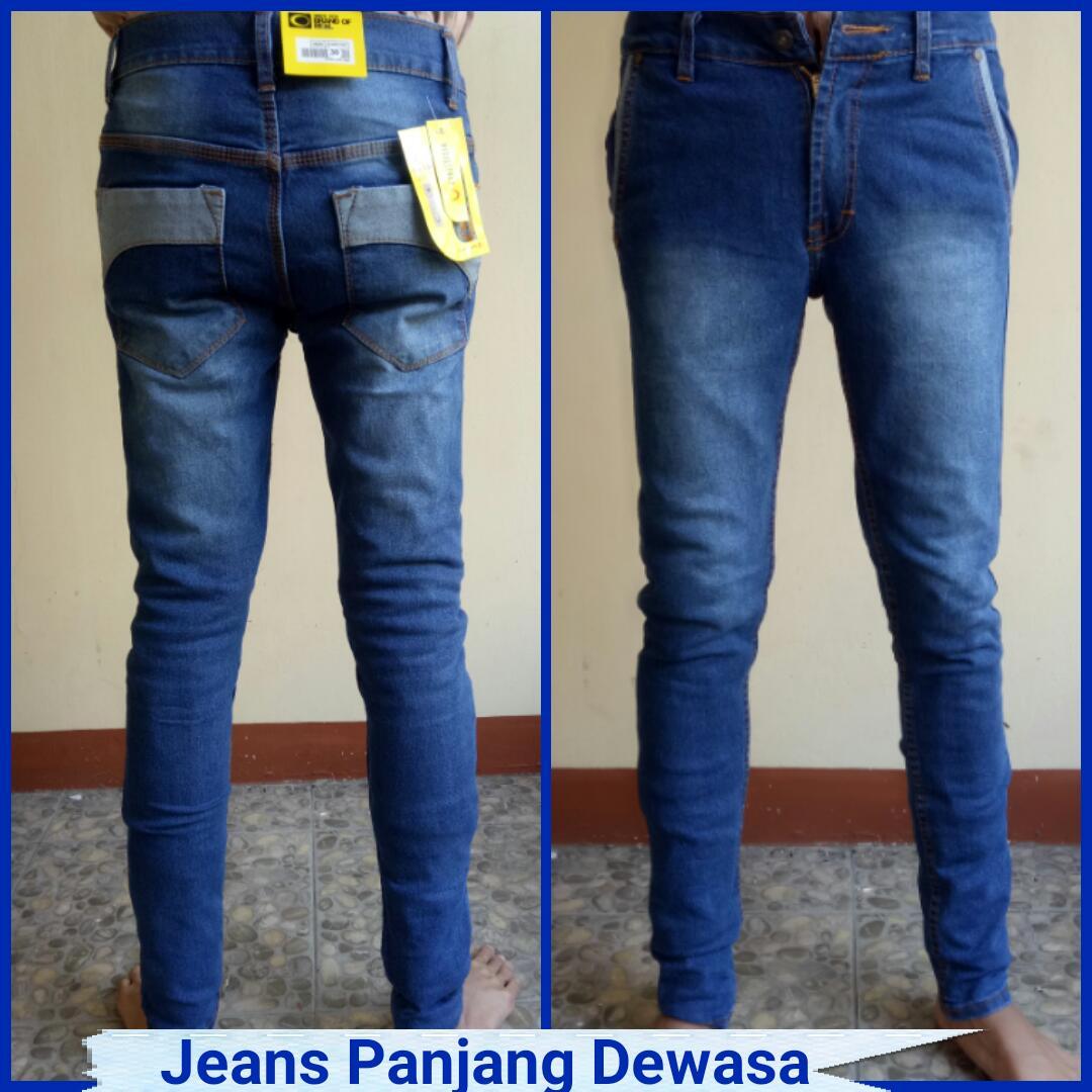 Grosiran Murah di Bandung Sentra Grosir Celana Jeans Panjang Pria Dewasa Murah Bandung 60Ribuan