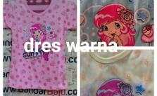 Grosir Dress Warna Anak Karakter Murah Bandung