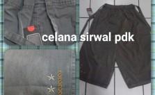 Grosir Celana Sirwal Pendek Wanita Dewasa Murah