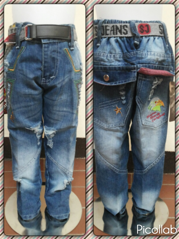 Grosiran Murah di Bandung Grosir Celana Jeans Brand Kids Anak Murah 45Ribu