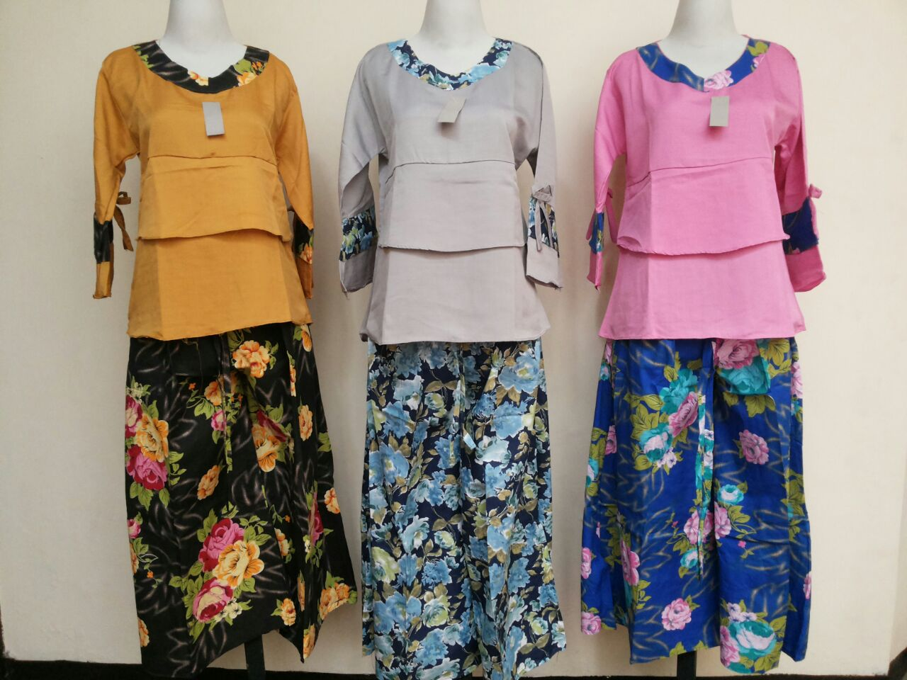 Pusat Grosir Setelan Kulot Wanita Dewasa Murah Bandung
