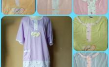 Sentra Grosir Baju Tidur Katun 3 4 Dewasa Murah