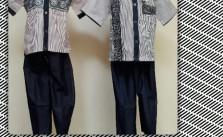 Grosir Koko Vizar Anak Setelan Murah Bandung