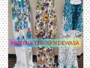 Grosiran Murah di Bandung Mukena