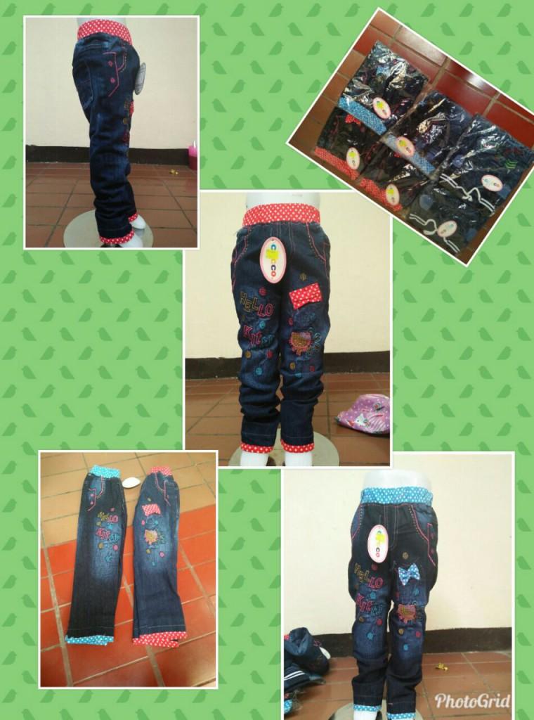 Grosiran Murah di Bandung Pusat Grosir Celana Jeans Cimco Anak Perempuan Murah Bandung 35Ribu