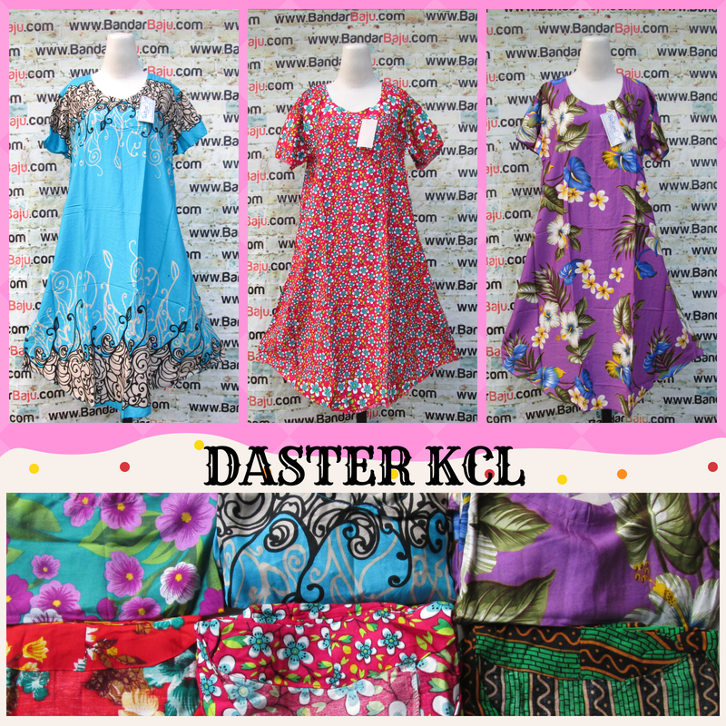Grosiran Murah di Bandung Pabrik Daster KCL Payung Wanita Dewasa Murah Bandung 28Ribu