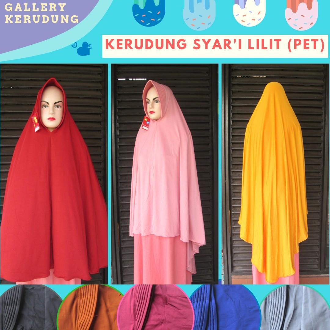 Grosiran Murah di Bandung Reseller Kerudung Syar'i Jumbo Lilit Dewasa Murah di Bandung 28Ribu