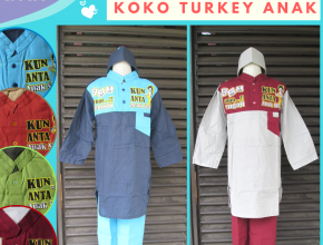 Grosiran Murah di Bandung Gamis