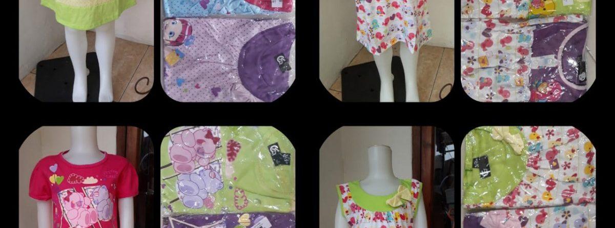 Grosiran Murah di Bandung Sentra Grosir Dress V3 Anak Perempuan Murah di Bandung 26Ribuan