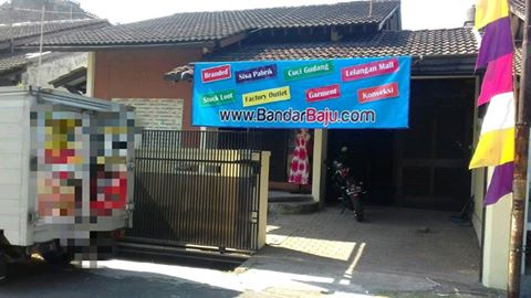 Grosiran Murah di Bandung Pusat Grosir Gamis Katun Monalisa Syari Dewasa Murah 75Ribu