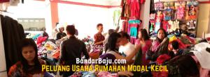 GROSIR PAKAIAN MURAH ONLINE DI BANDUNG Peluang Usaha Rumahan Modal Kecil BandarBaju.com