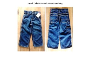 GROSIR PAKAIAN MURAH ONLINE DI BANDUNG Grosir Celana Pendek Murah Bandung