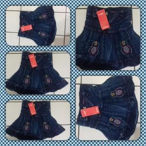 Sentra Grosir Rok Jeans Anak Perempuan Murah