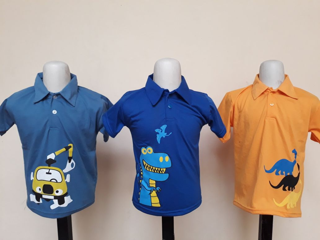 Grosiran Murah di Bandung Grosir Kaos Osk Anak Karakter Murah Bandung 18Ribu