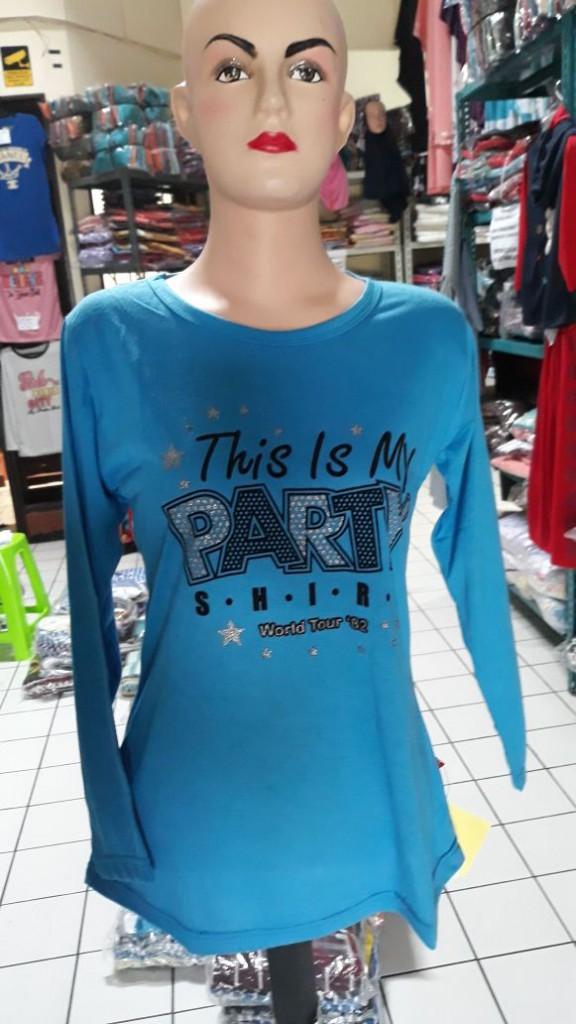 Grosiran Murah di Bandung Pusat Grosir Kaos Lelang ABG Perempuan Murah Bandung 10Ribu