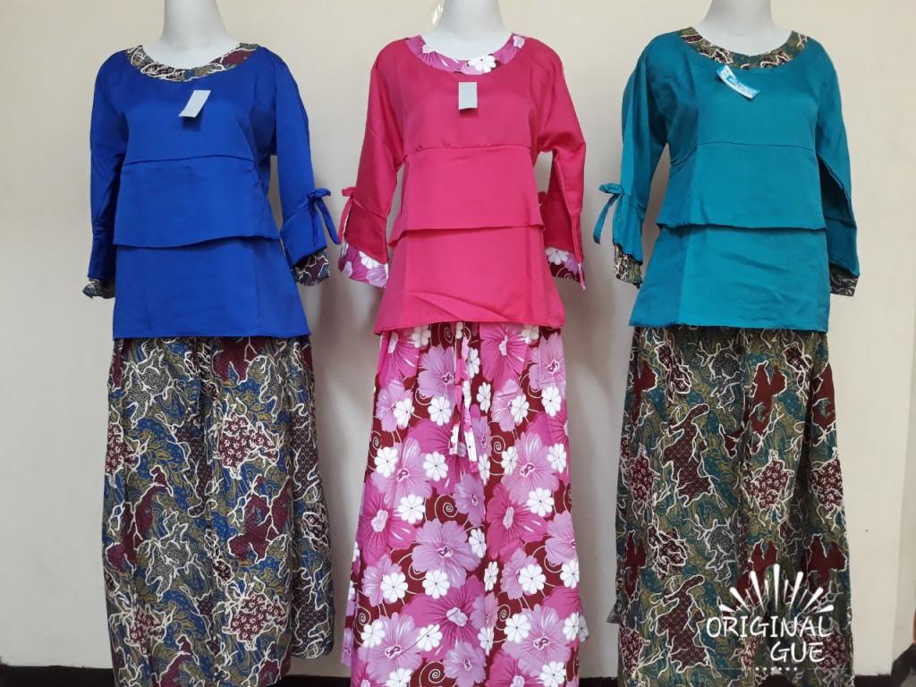 Grosiran Murah di Bandung Grosir Setelan Rok Wanita Dewasa Murah Meriah 60Ribu