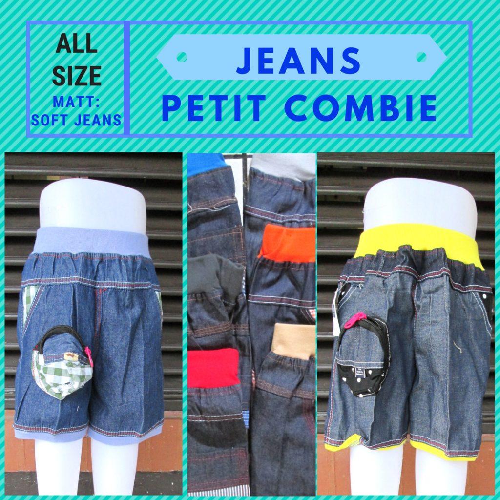 Grosiran Murah di Bandung Grosir Celana Jeans Petit Combie Anak Laki Laki Murah 16Ribu