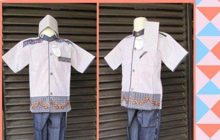 Grosiran Murah di Bandung Distributor Baju Koko Vizar Levis Anak Laki Laki Murah Bandung 63Ribu