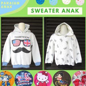 Supplier Sweater Anak Karakter Murah Bandung