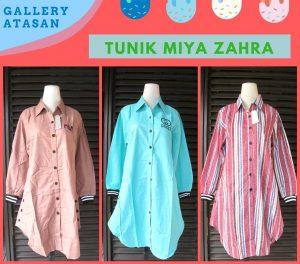 Supplier Tunik Miya Zahra Dewasa Murah di Bandung