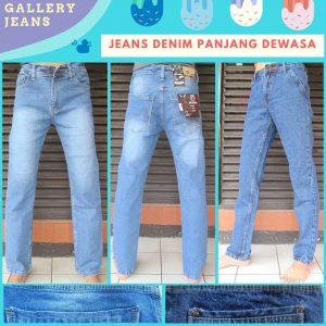 GROSIR PAKAIAN MURAH ONLINE DI BANDUNG Supplier Celana Jeans Denim Panjang Pria Dewasa Murah di Bandung