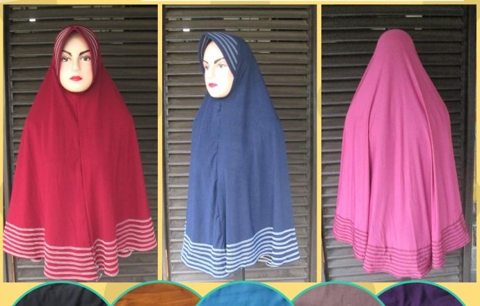 Grosiran Murah di Bandung Supplier Kerudung Overdeck Dewasa Terbaru Murah di Bandung 24Ribu