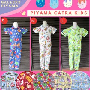 Reseller Piyama Catra Kids Karakter Murah di Bandung