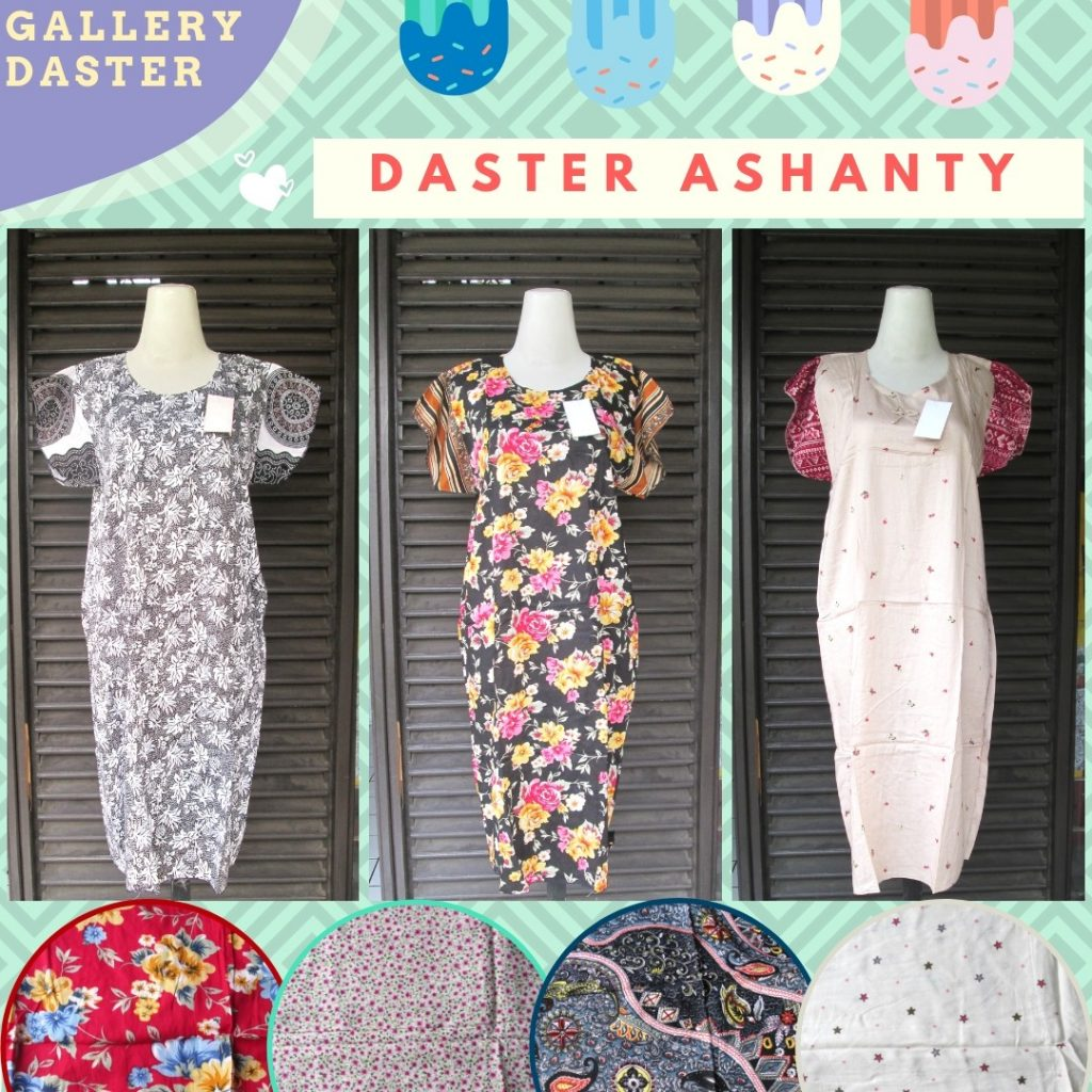 Supplier Daster Ashanty Wanita Dewasa Murah di Bandung