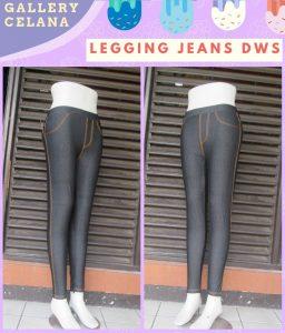 Distributor Legging Jeans Dewasa Murah di Bandung