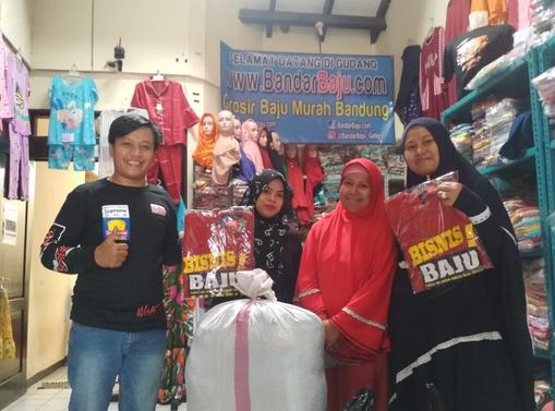 Grosiran Murah di Bandung Usaha Grosir Pakaian Termurah di Bandung