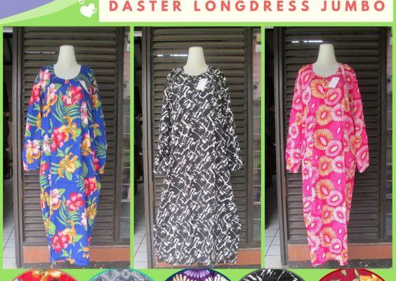 Grosiran Murah di Bandung Produsen Daster Longdress Jumbo Wanita Dewasa Murah di Bandung Rp.37.500