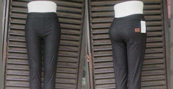 Grosiran Murah di Bandung Reseller Celana Jegging Wanita Dewasa Murah di Bandung 38Ribu