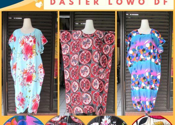 Grosiran Murah di Bandung Reseller Daster Lowo DF Dewasa Murah di Bandung Rp.27.500