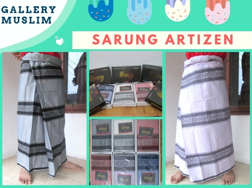 Supplier Sarung Tenun Artizen Dewasa Murah di Bandung