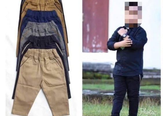 Grosiran Murah di Bandung Supplier Celana Chino Anak Laki Laki Termurah di Bandung Mulai 28Ribuan SAJA!!!