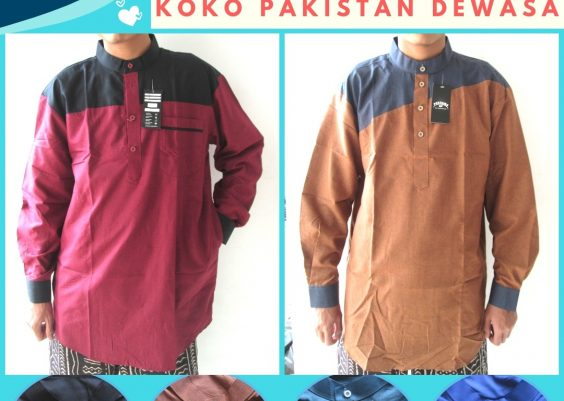 Grosiran Murah di Bandung Supplier Koko Pakistan Pria Dewasa Murah di Bandung 82ribuan