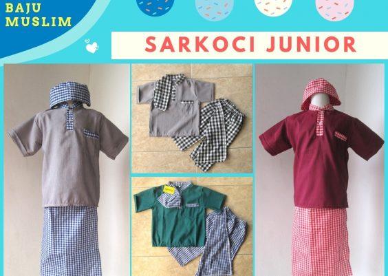 Grosiran Murah di Bandung Distributor Sarkoci Junior  Anak Laki Laki Murah di Bandung Hanya 32RIBUAN!!!