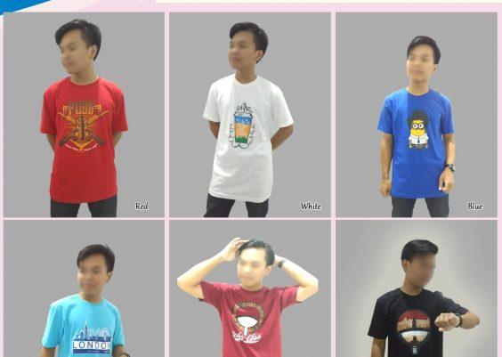 Grosiran Murah di Bandung Konveksi Kaos Distro Dujati Branded TERBARU Murah di Bandung 27RIBUAN