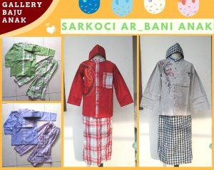 Produsen Sarkoci Ar- Bani Anak Laki Laki Murah di Bandung