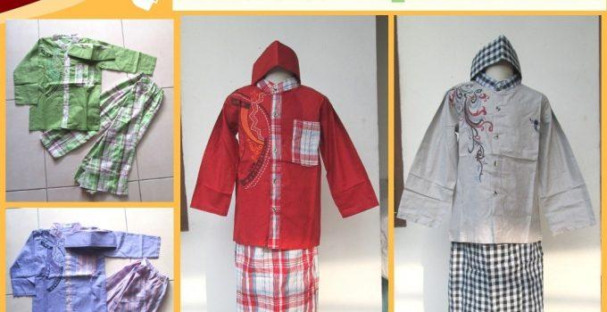 Grosiran Murah di Bandung Distributor Sarkoci Ar-Bani Anak Laki Laki Murah di Bandung Mulai 40RIBUAAN!!