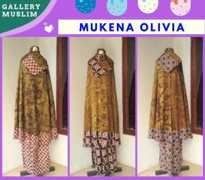 Reseller Mukena Olivia Dewasa Murah di Bandung