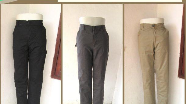 GROSIR PAKAIAN MURAH ONLINE DI BANDUNG Grosiran Celana Chinos Dewasa Termurah di Bandung Hanya 55RIBUAN
