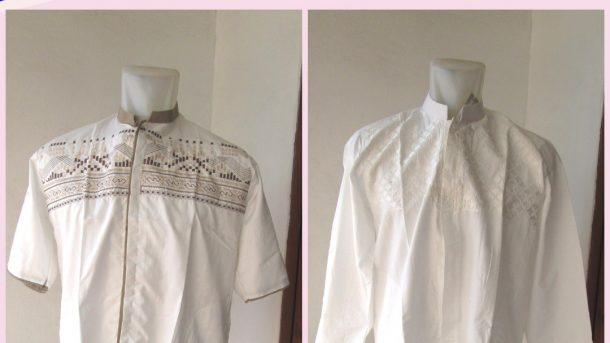Grosiran Murah di Bandung Reseller Baju Koko Bordir Dewasa Termurah di Bandung Hanya 36RIBUAN