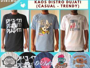 Grosiran Murah di Bandung Kaos Distro