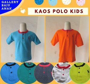 GROSIR PAKAIAN MURAH ONLINE DI BANDUNG Konveksi Kaos Polo Kids Termurah di Bandung